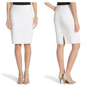 White House Black Market Perfect Form Pencil Skirt